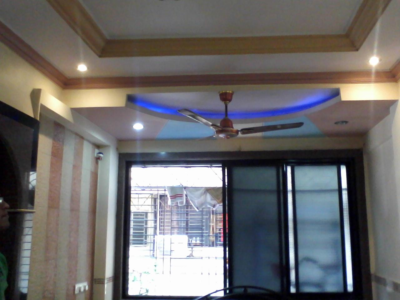 celling design with led lighti....