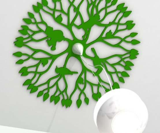 Modern-Ceiling-Ornaments Decal....