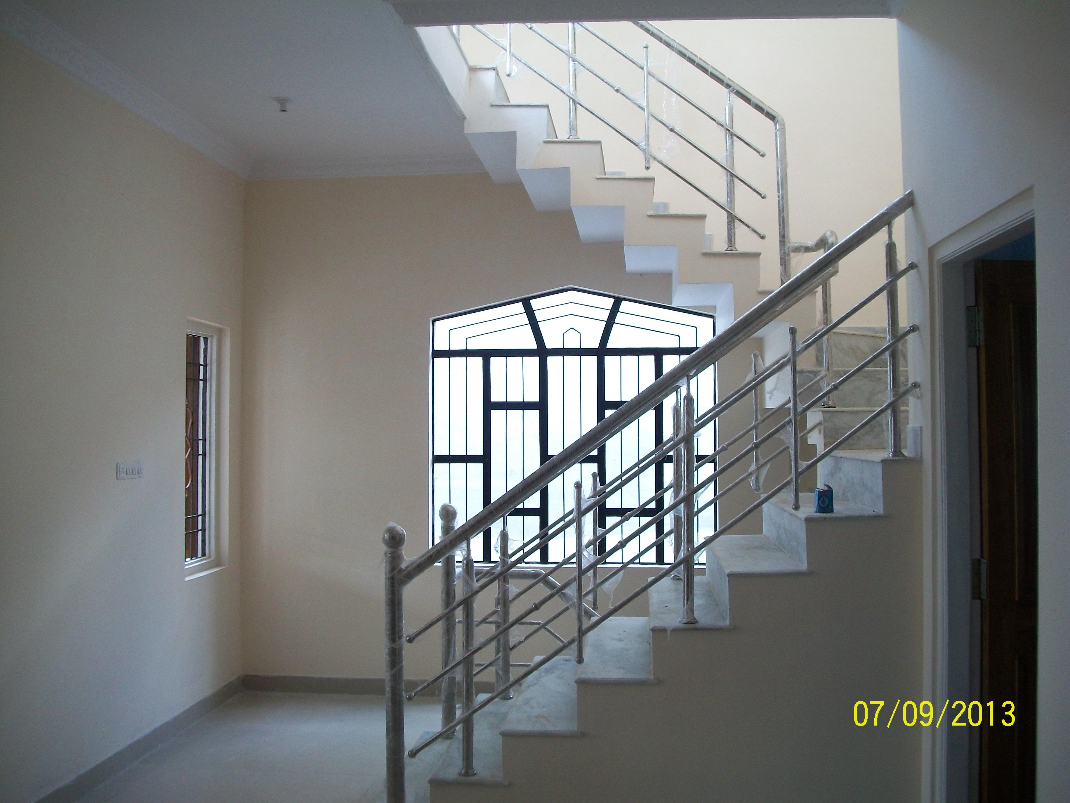 Interior stairs First floor
