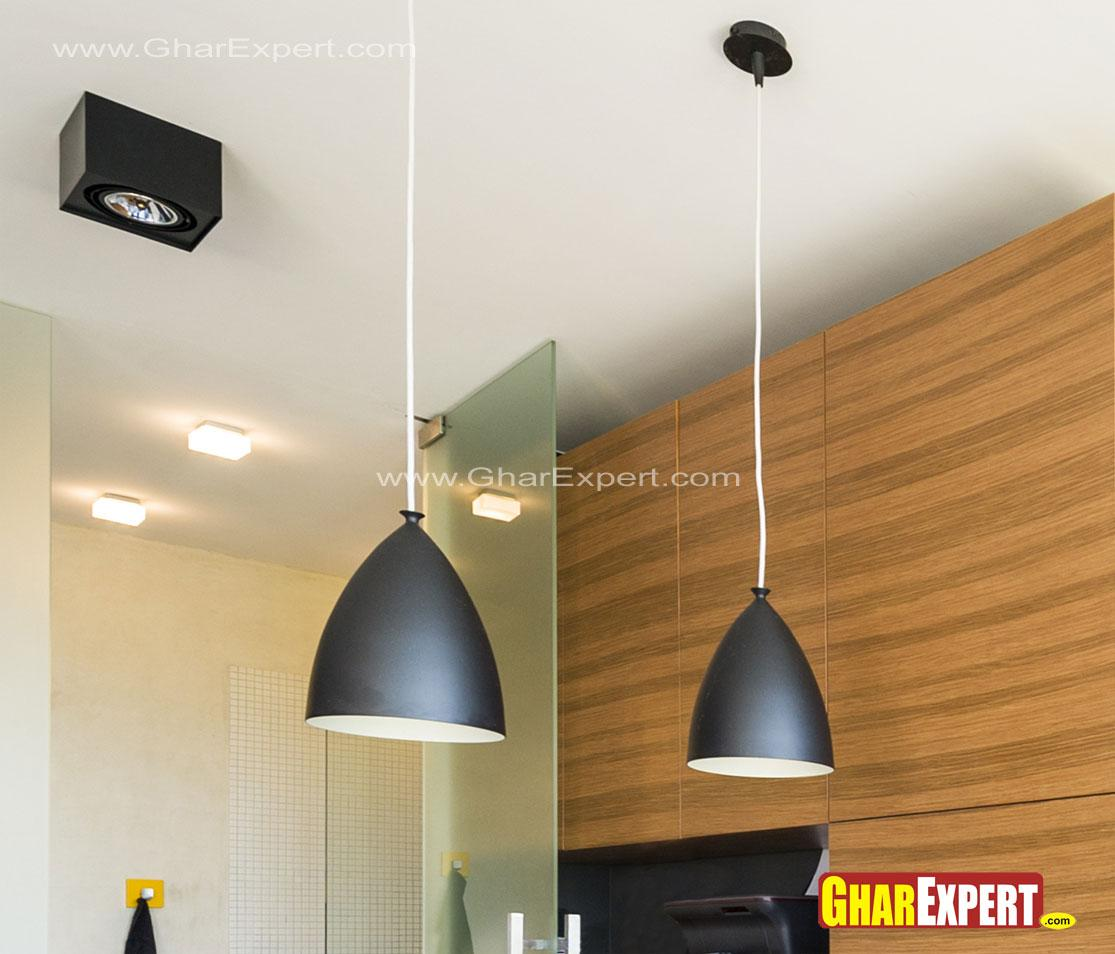 Modern design hanging lights