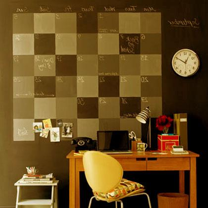 brown shade chalkboard paint p....