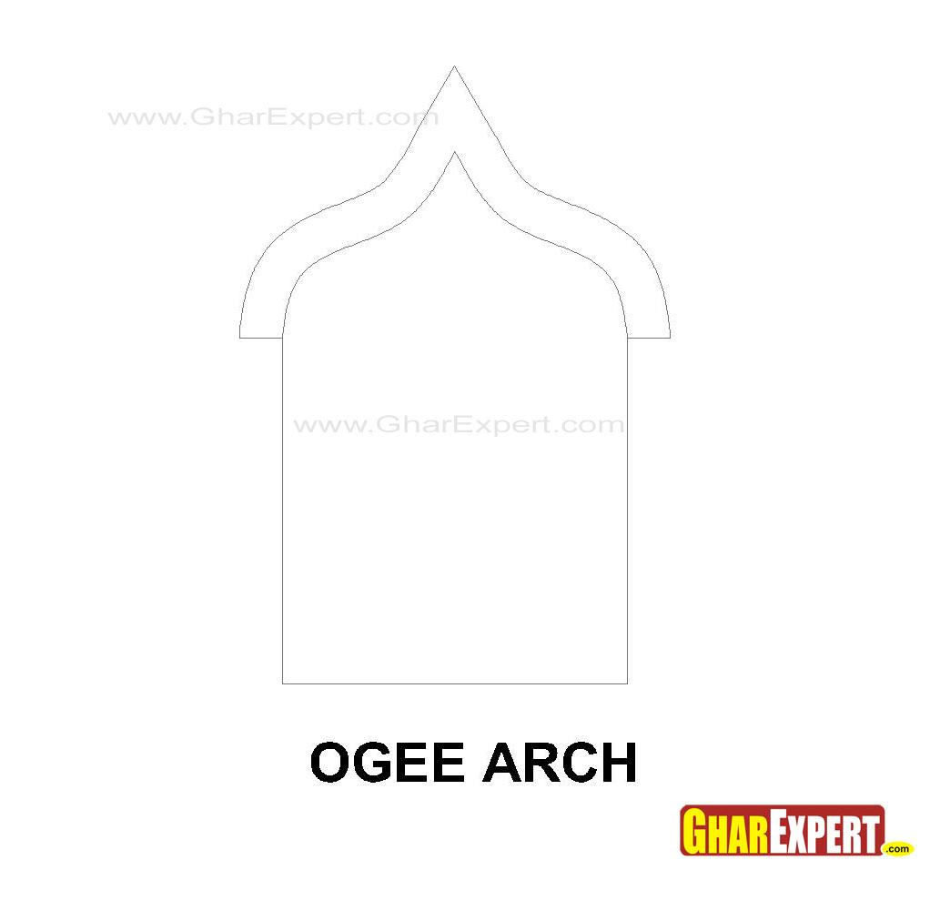 Ogee arch