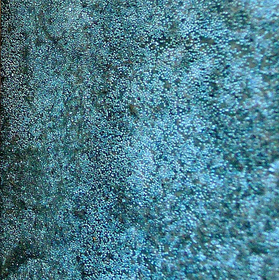 blue color wall paint texture