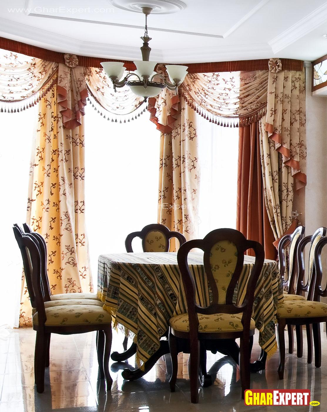 swag and jabot style curtain f....