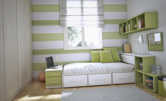 Corner bed placement to save s....