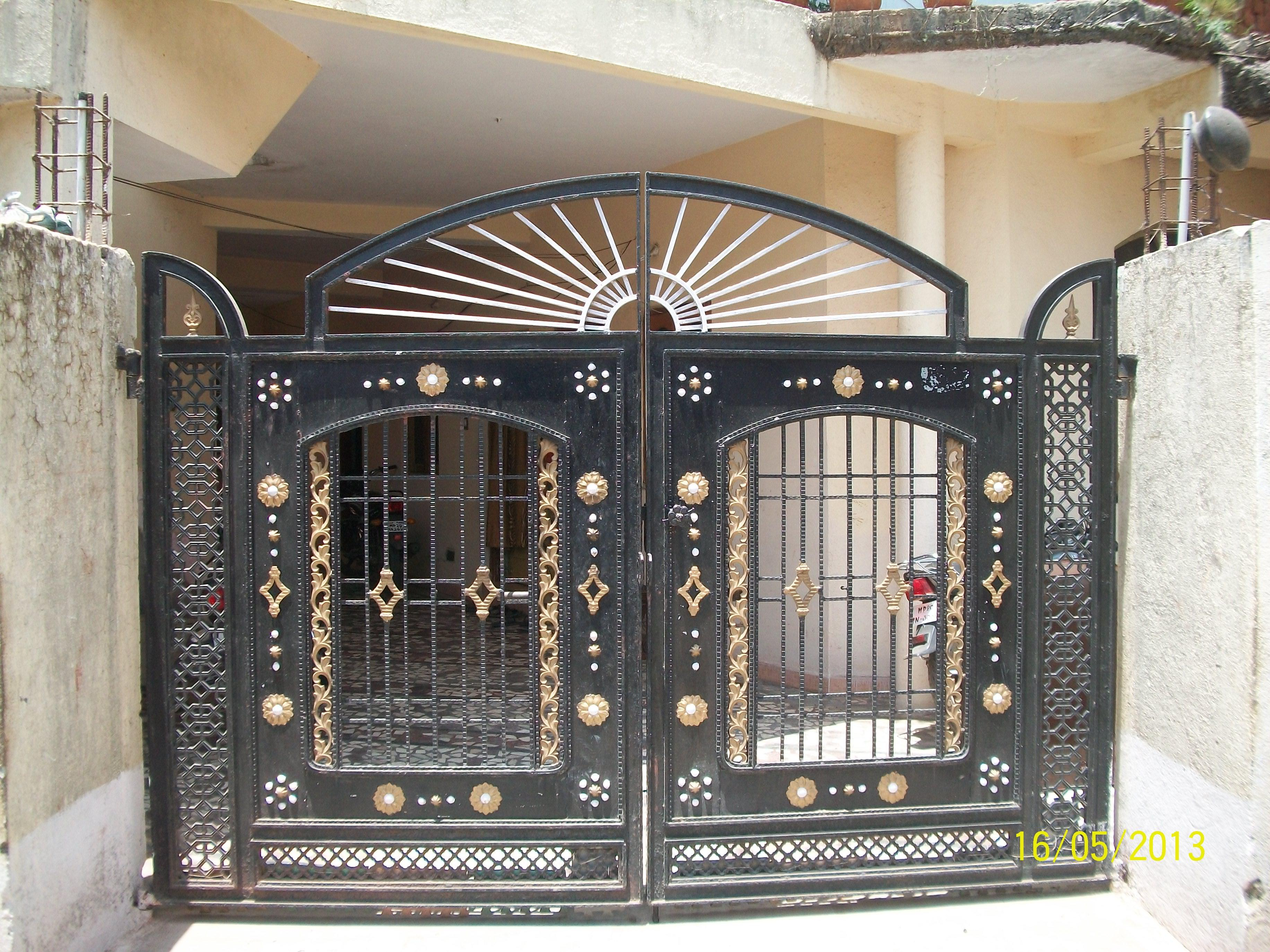 MS gate for residential Banglo....