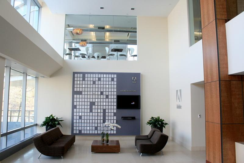 Double height Lobby actual pic....