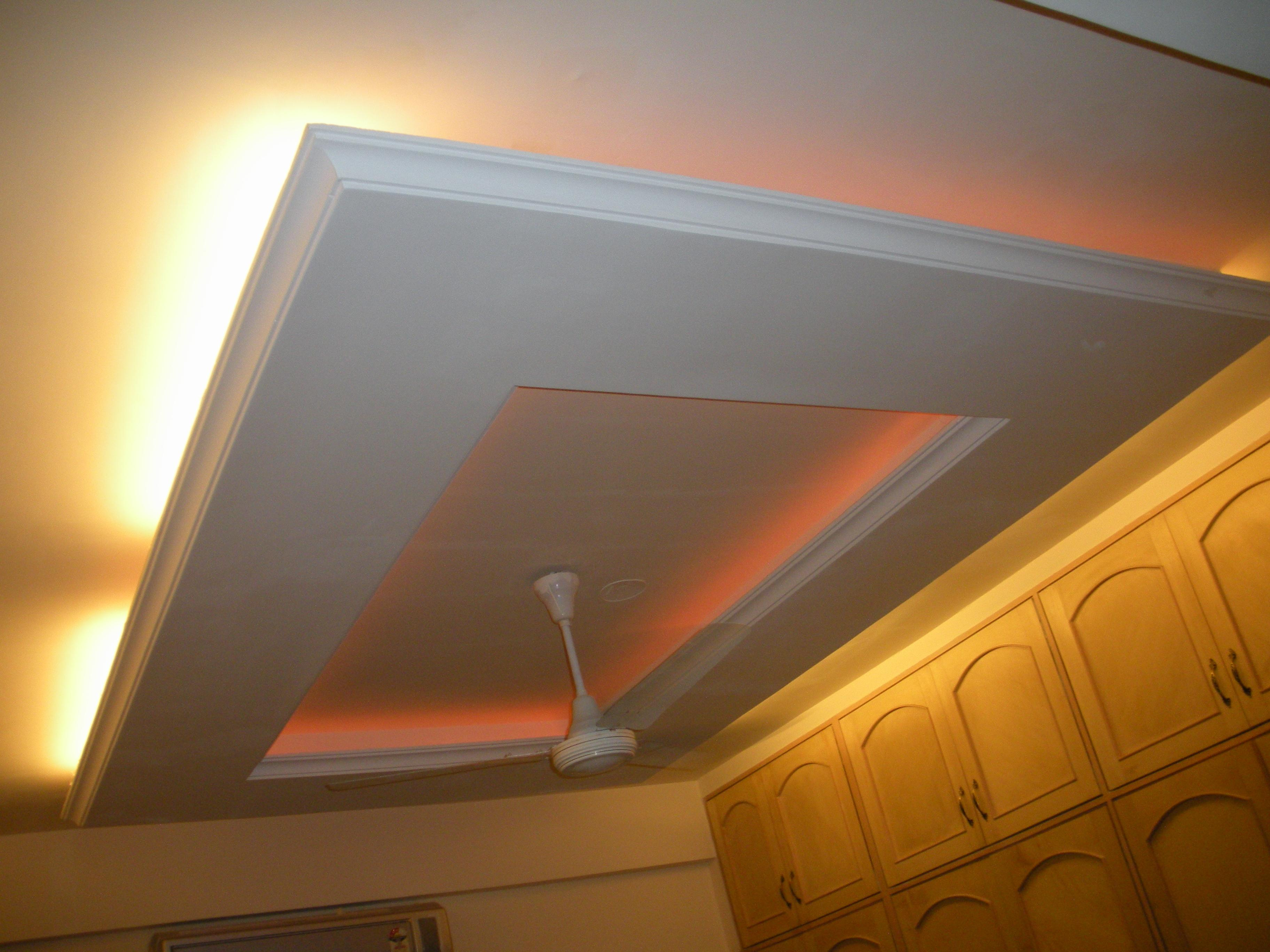 backlit lights in a Ceiling fo....