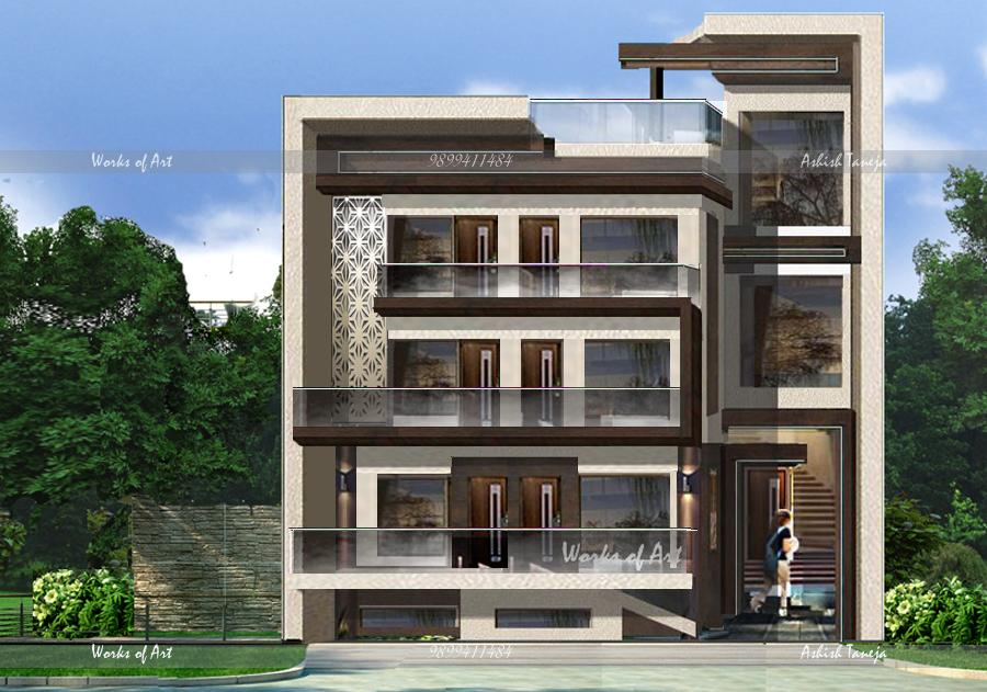 UPCOMING PROJECT-RESIDENCE AT ....