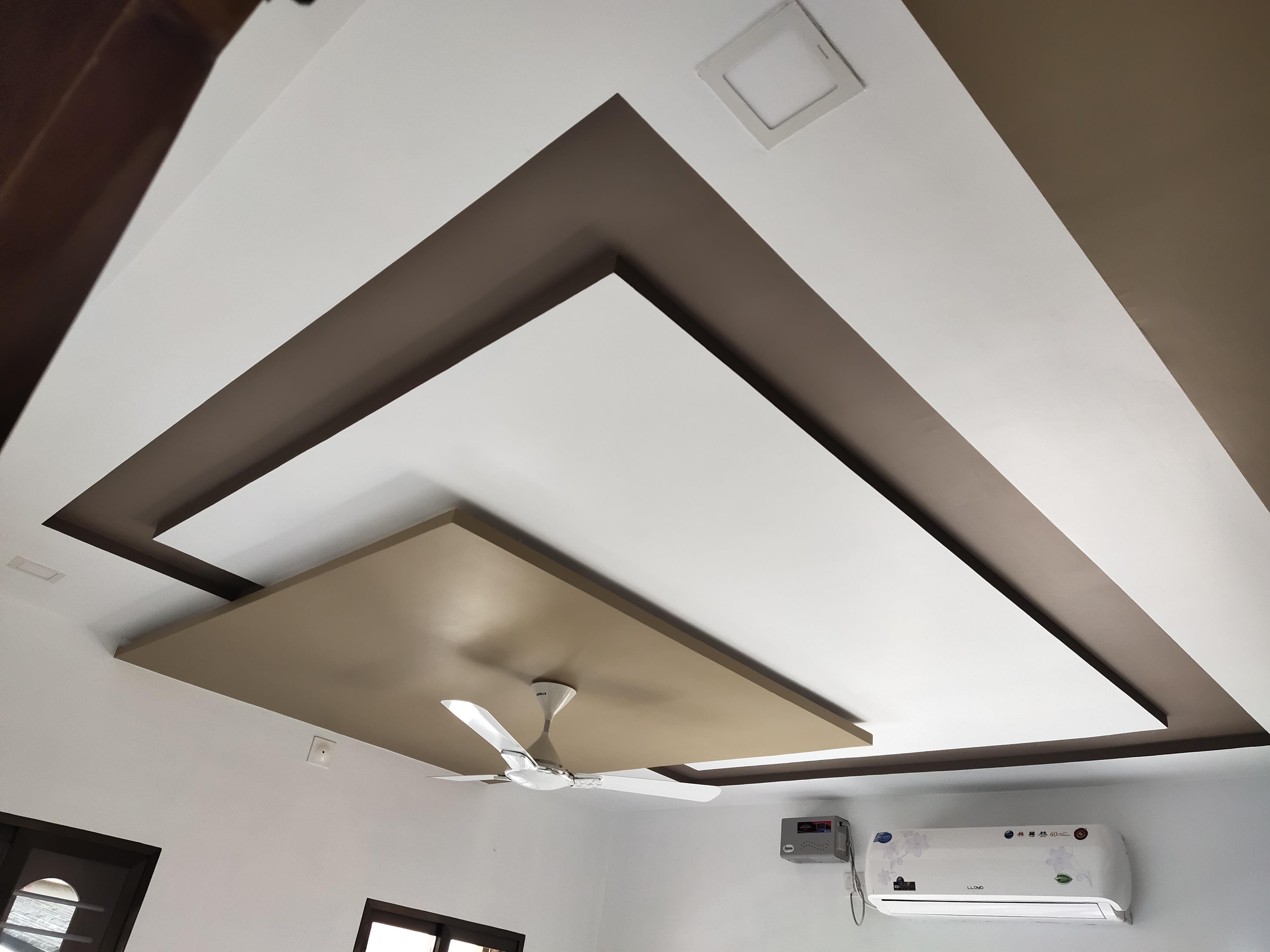 Bed room ceiling
