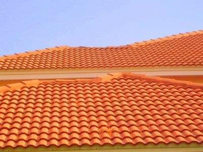 Roof to change