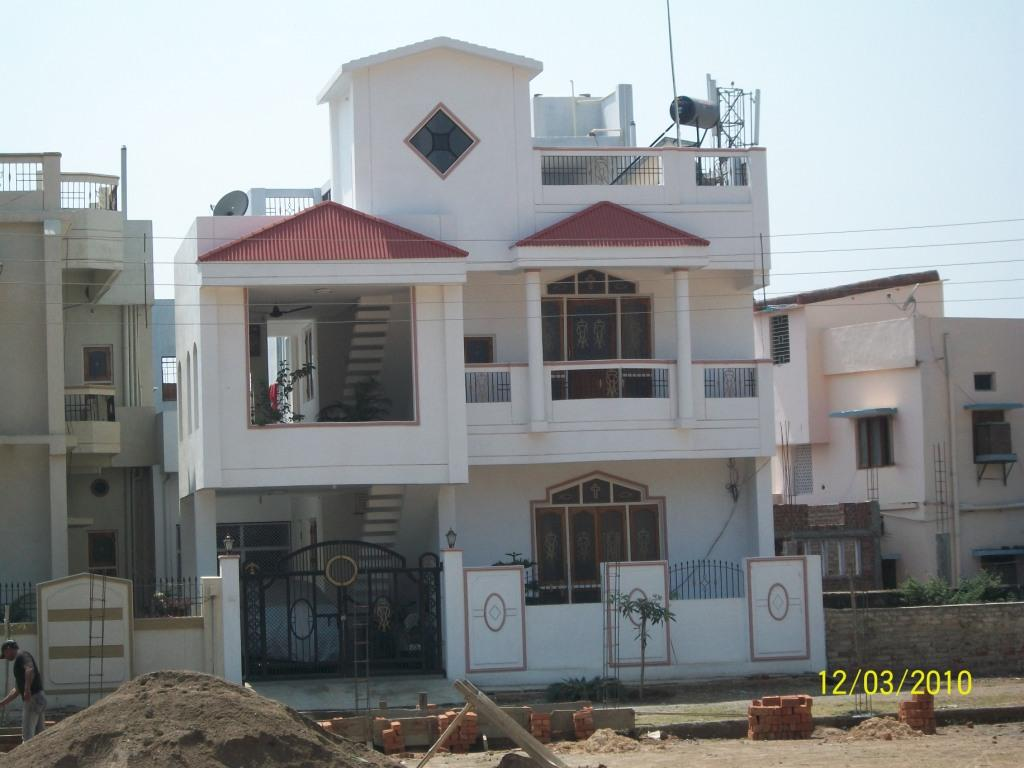 Duplex elevation picture with ....