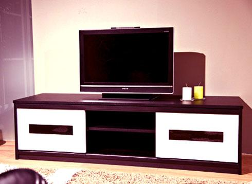 Low height tv stand unit