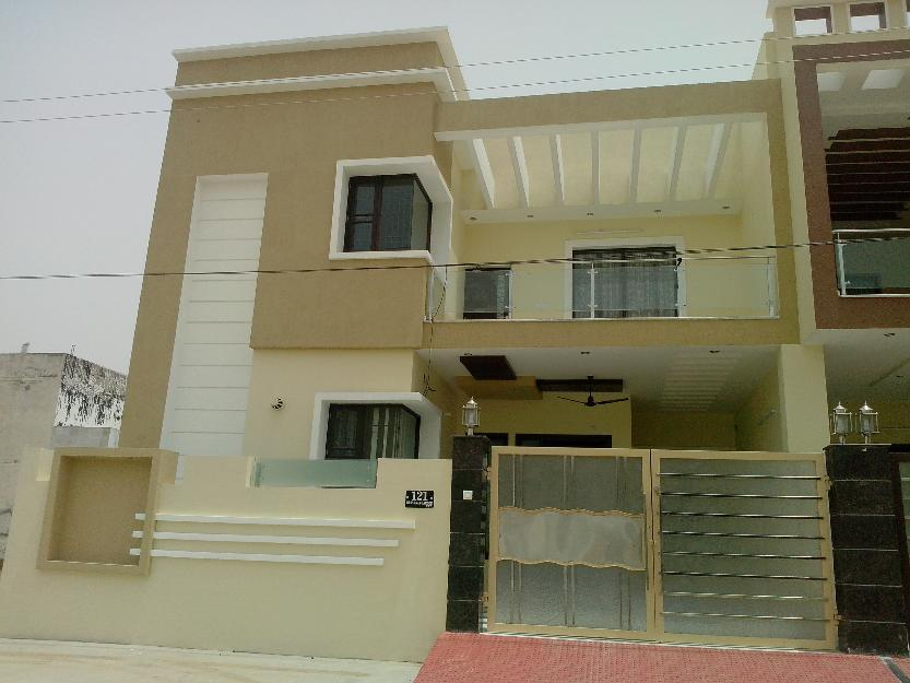 Front Elevation Picture of a 2....
