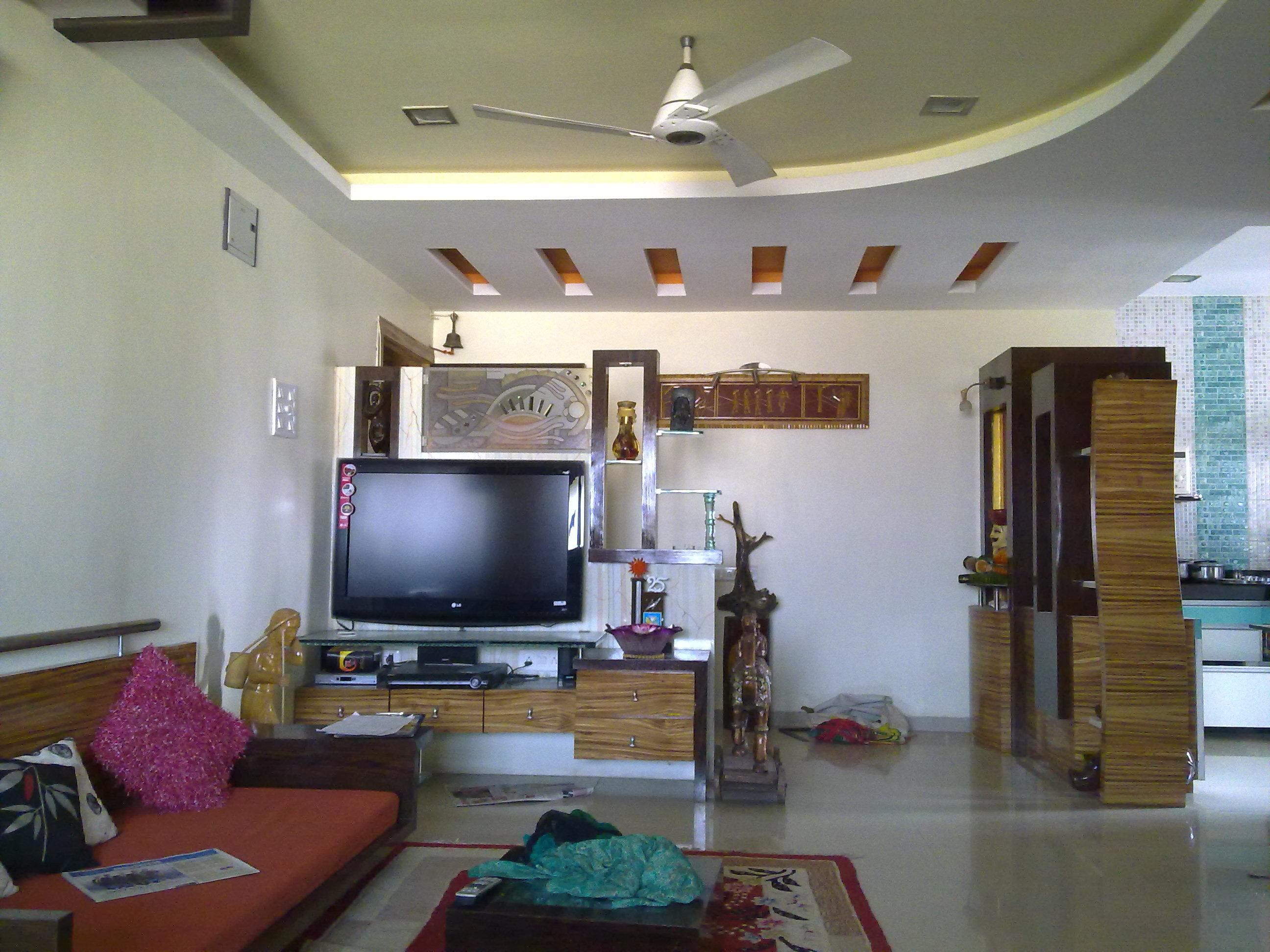 Ceiling design and room decor