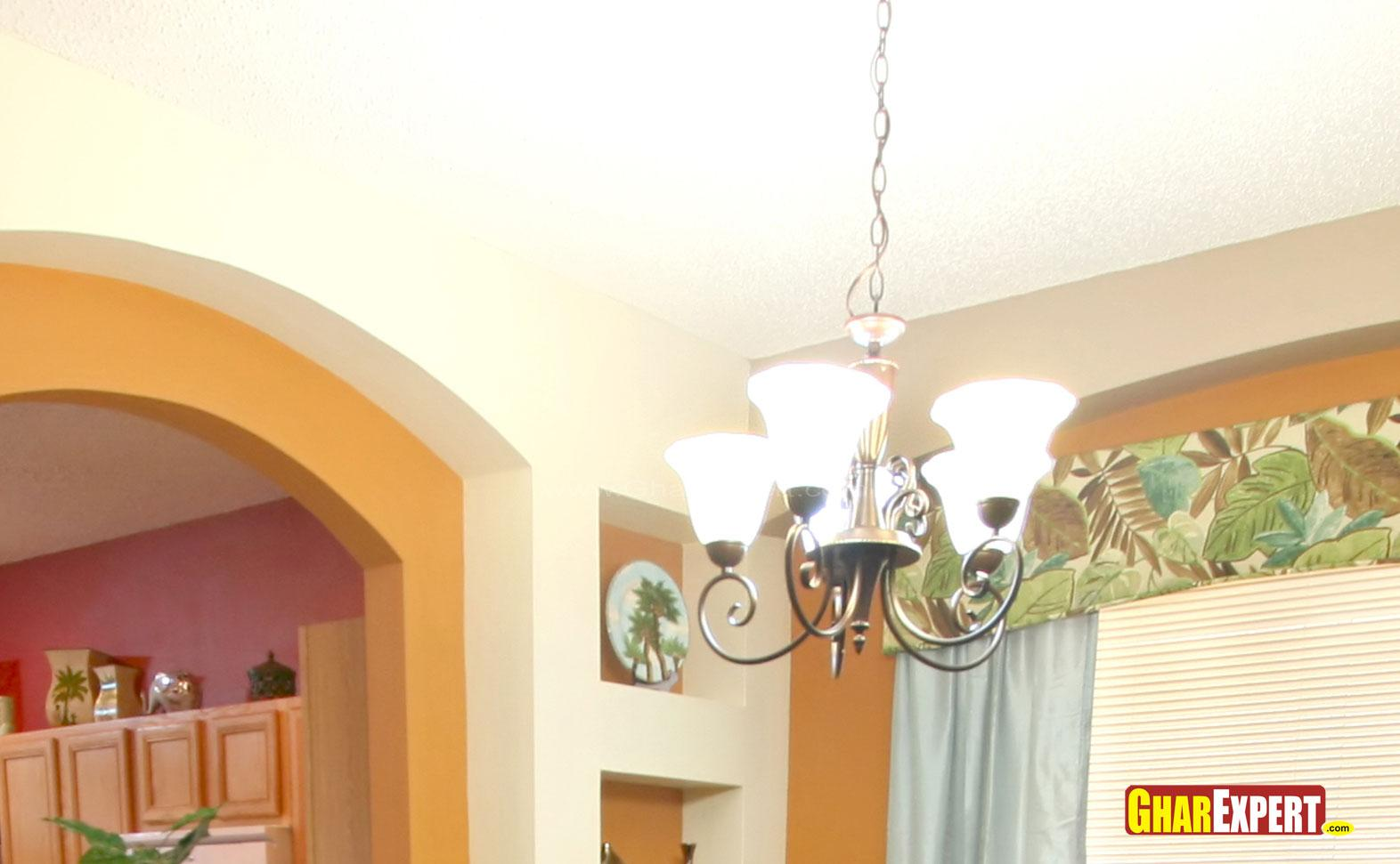 Small size chandelier