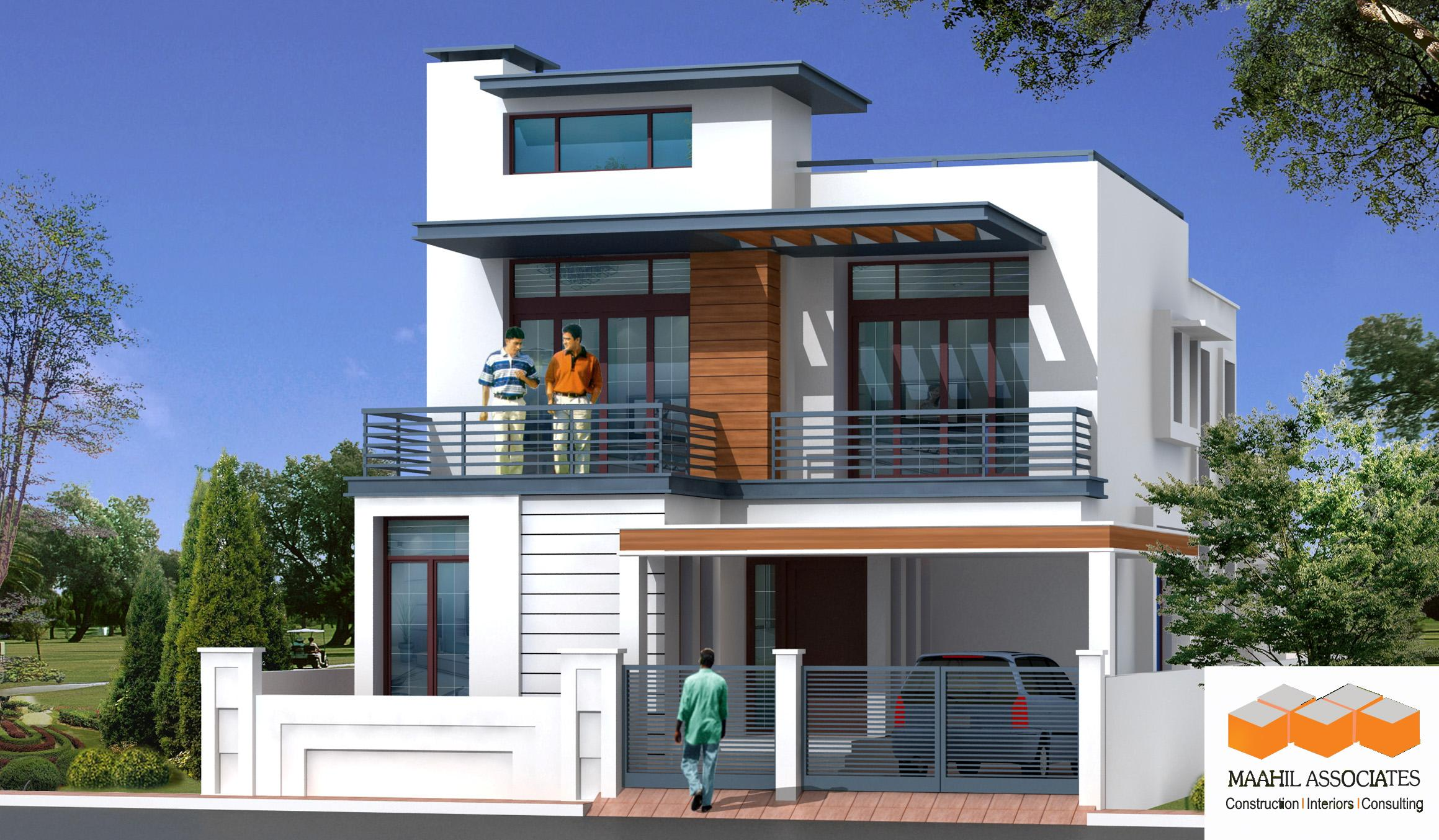 Madurai Residence project